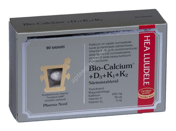 0301dcff7c5 BIO-CALCIUM+D3+K TBL N90