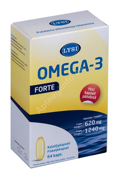 d4a973b5907 LYSI OMEGA-3 FORTE CAPS N64