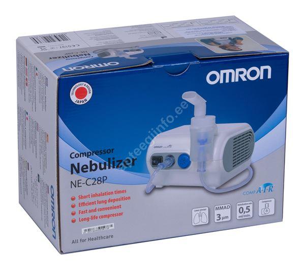 3104f7cbb92 OMRON INHALAATOR NE-C28P N1